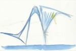 Museu de Arte Milwaukee - Sketchbook, 1995